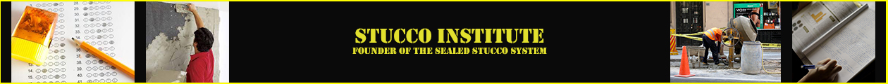 The Stucco Institute